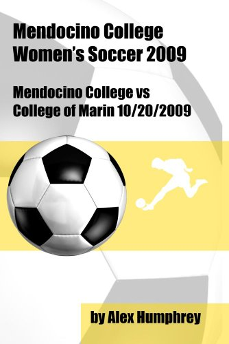 Mendocino College vs College of Marin Soccer 10/20/2009