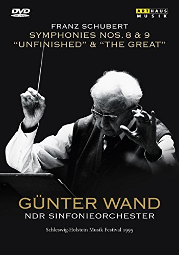 Symphonies Nos 8 & 9 Unfinished & The Great