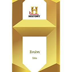 History --Evolve: Skin