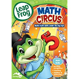 LeapFrog: Math Circus