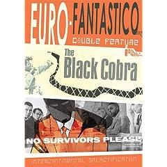 Euro-Fantastico: No Survivors Please & The Black Cobra (1963)