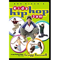Bob Rizzo: Kidz Hip Hop Jam with Gregg Russell