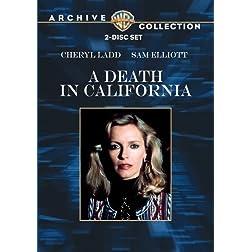 A Death In California (Tvm)