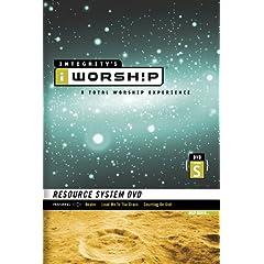 iWorship Resource System DVD S
