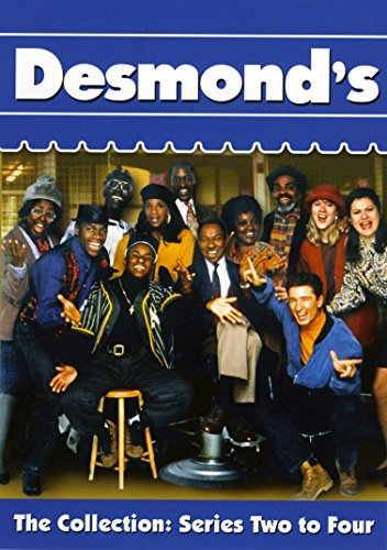 Desmond's The Collection (Series One To Four)