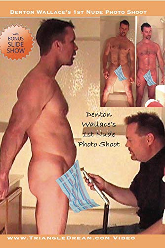 Denton Wallace's 1st Nude Photo Shoot