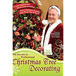 The Secrets to Professional Christmas Tree Decorating