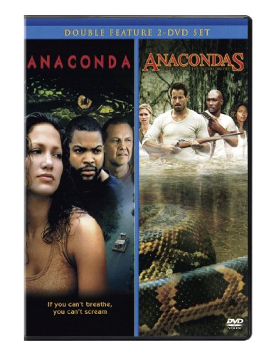 Anaconda/Anaconda: The Hunt for the Blood Orchid