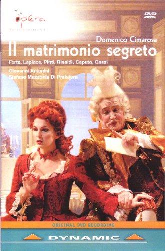 Cimarosa - Il Matrimonio Segreto