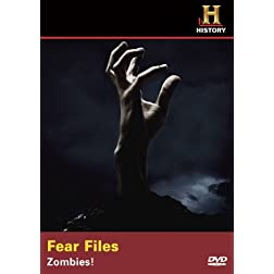 History's Mysteries: Fear Files - Zombies