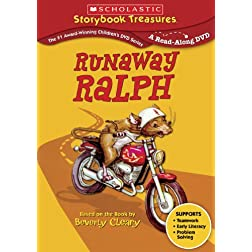 Runaway Ralph (Scholastic Storybook Treasures)