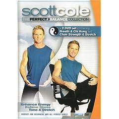 SCOTT COLE: PERFECT BALANCE COLLECTION 2 DVD Set