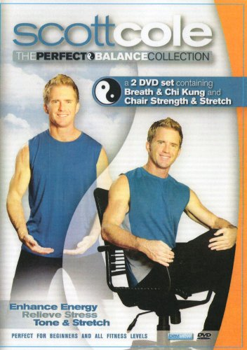 SCOTT COLE: PERFECT BALANCE COLLECTION 2 DVD Set