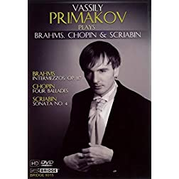 Primakov Plays Brahms Chopin Scriabin