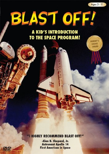 Blast Off! A Kid's Introduction to the Space Program
