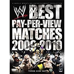 The Best Pay Per View Matches of the Year 2009-2010