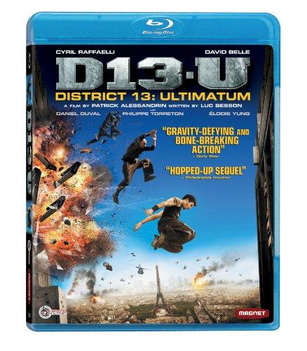District 13: Ultimatum [Blu-ray]