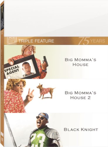 Big Momma's House 1 & 2 & Black Knight (P&S Ws)