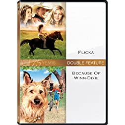 Flicka & Because of Winn Dixie (P&S Ws)