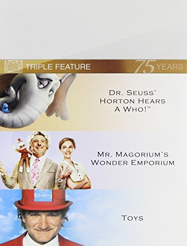 Horton Hears a Who & Toys & Mr Magorium Wonder