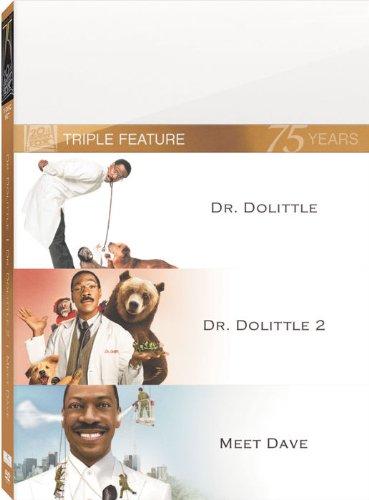 Meet Dave & Dr Dolittle 1 & 2 (P&S Ws)
