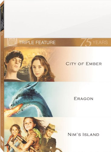 Nim's Island & Eragon & City of Ember (P&S Ws)