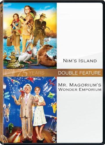 Nim's Island & Mr Magorium's Wonder Emporium