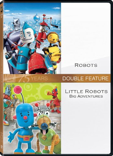 Robots & Little Robots: Big Adventures (P&S Ws)