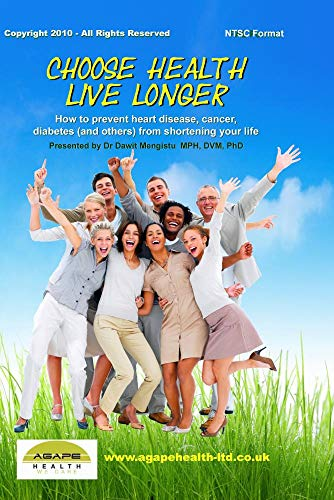 Choose Health - Live Longer (NTSC Format)