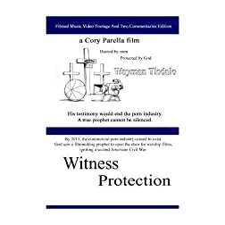 Witness Protection: Filmed Music Video & 2 Commentaries Edition