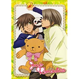 Junjo Romantica Season 1 Dvd Collection
