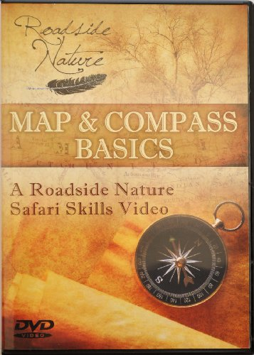Map and Compass Basics: A Roadside Nature Safari Skills Video