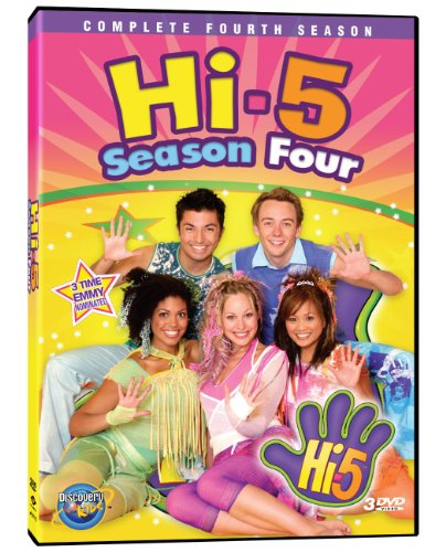 Hi-5 Season 4 (the final season)