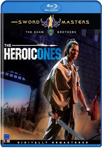 The Heroic Ones [Blu-ray]