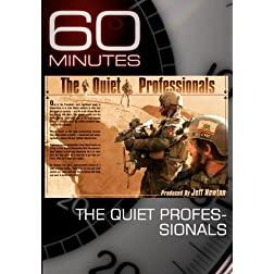 60 Minutes - The Quiet Professionals (January 31, 2010)