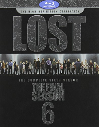 Lost: The Complete Sixth and Final Season [Blu-ray]