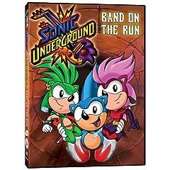 Sonic Underground: Band on the Run