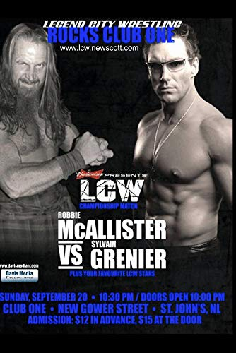 Legend City Wrestling feat. Former WWE Stars