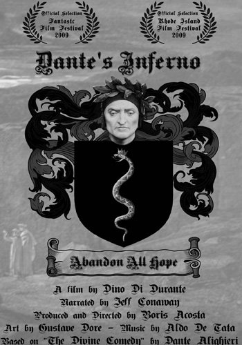 Dante's Inferno - Abandon All Hope