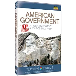 Teaching Systems AP U.S. Government & Politics Exam Prep