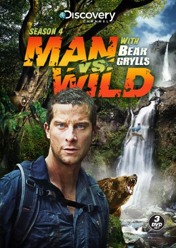 Man Vs Wild: Season 4 (3pc)
