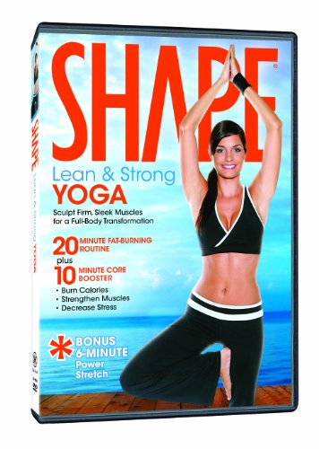 Shape: Lean & Strong Yoga