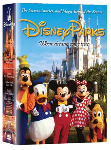 Disney Parks: The Secrets, Stories and Magic Behind the Scenes (Six-Pack)
