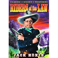Riders of the Law (Silent)