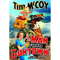 The Man from Guntown