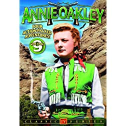 Annie Oakley Vol 9