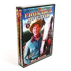 Frontier Doctor, Volumes 1 & 2 (2-DVD)