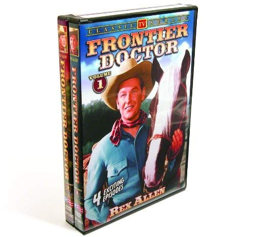 Frontier Doctor, Volumes 1 & 2 (2-DVD)