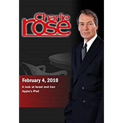 Charlie Rose - A preview of the Super Bowl / Toyota recall / Andrea Elliott  (February 5, 2010)