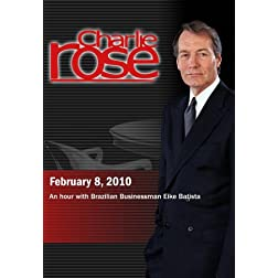 Charlie Rose -  Eike Batista (February 8, 2010)